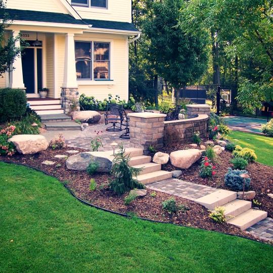 paver-patio-boulders-steps-eden prairie-mn